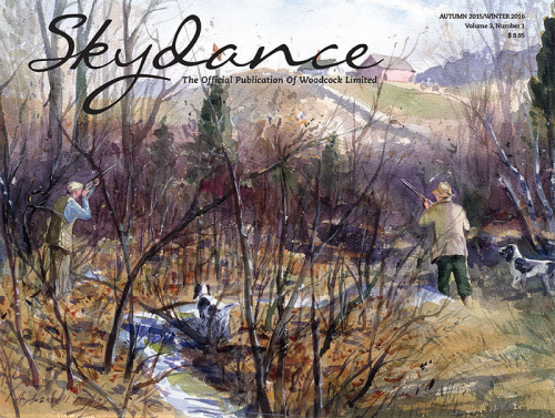 Skydance Autumn 2015-Winter 2016 Issue